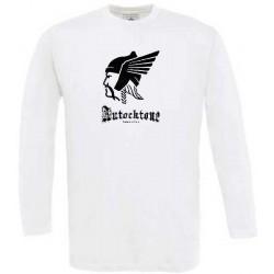 t-shirt manches longues Autochtone fabrique en gaule Grand modèle.